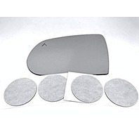 VAM Fits 14-19 Cherokee 18-19 Compass Left Mirror Glass Lens w/Blindspot Icon