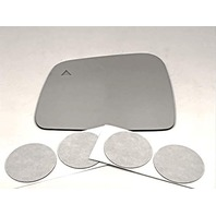 VAM Fits Grand Cherokee, Durango w/Blind Spot Icon Right Passenger Mirror Glass Lens with Adhesive, USA
