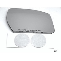 VAM Fits 15-19 Maxima Right Pass Heated Convex Mirror Glass Lens w/Silicone