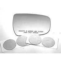 VAM Right Passenger Side Replacement Mirror Glass Lens for 15-17 Juke