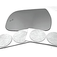 VAM Fits 13-17 Sienna Left Driver Mirror Glass Lens w/Blind Spot Detect w/Auto Dimming Feature