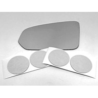 VAM Fits 17-19 S90 Left Driver Mirror Glass Lens Only W/Silicone