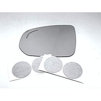 Fits 18-19 V90, XC60 Left Driver Mirror Glass Lens w/Blind Spot Icon