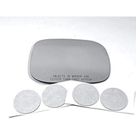 VAM Fits10-16 XC70,10-14 XC90 Right Pass Heated Mirror Glass Lens w/Silicone