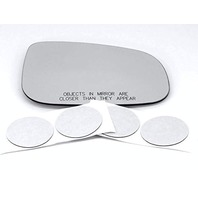 Fits 15-18 S60, V60 Right Mirror Glass Lens Fits Over for Auto Dimming Type