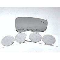 VAM Fits 15-18 VWJetta 12-19 Beetle Right Pass Mirror Glass Lens w/Blind Spot Icon