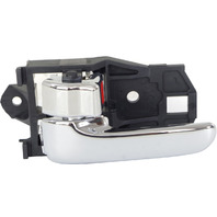 CAMRY 97-01/SIENNA 98-03 FRONT INTERIOR DOOR HANDLE LH, w/ Chrome Lever, Japan/USA Built (=REAR)