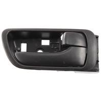 CAMRY 02-06 INTERIOR FRONT DOOR HANDLE RH, Textured Black, Japan/USA Built Vehicle, (=REAR)