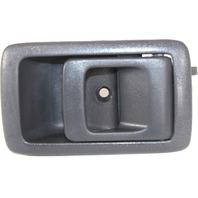 CAMRY 87-91/4RUNNER 96-02/TACOMA 01-04 FRONT INTERIOR DOOR HANDLE RH, Dark Gray (=REAR)