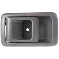 CAMRY 87-91/4RUNNER 96-02/TACOMA 01-04 FRONT INTERIOR DOOR HANDLE LH, Dark Gray (=REAR)