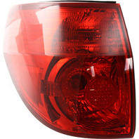 SIENNA 06-10 TAIL LAMP LH, Outer, Assembly