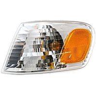 Aftermarket Auto Parts Fits 01-02 Corolla Park Corner/Turn Signal Marker Light Left Driver Side