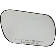AVALON 00-04 MIRROR GLASS RH, Non-Heated, w/ Backing Plate