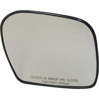 4RUNNER 00-02/TACOMA 01-04 MIRROR GLASS RH, Non-Htd, (4Runner, Base Model), All Cab Types, w/ Backing Plate