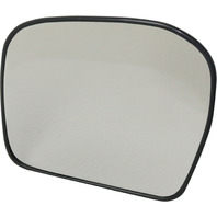 4RUNNER 00-02 MIRROR GLASS LH, Heated, Limited/SR5 Models, w/ Backing Plate