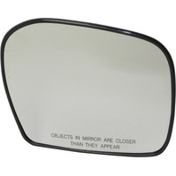 4RUNNER 00-02 MIRROR GLASS RH, Heated, Limited/SR5 Models, w/ Backing Plate