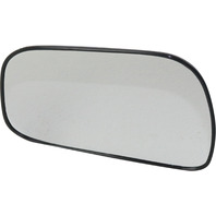 CAMRY 97-01 MIRROR GLASS LH, Heated, w/ Backing Plate, USA Built