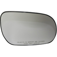 TACOMA 05-11 MIRROR GLASS RH, Non-Heated, All Cab Types, w/ Backing Plate