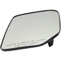 FJ CRUISER 07-14 MIRROR GLASS RH, Non-Heated, w/ Backing Plate