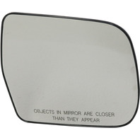 HIGHLANDER 01-07 MIRROR GLASS RH, Heated, w/ Backing Plate