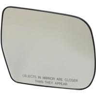 HIGHLANDER 01-07 MIRROR GLASS RH, Non-Heated, w/ Backing Plate
