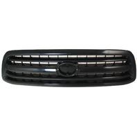 TUNDRA 00-02 GRILLE, Plastic, Paintable Shell and Insert