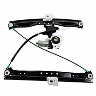 Fits 08-20 Grand Caravan 08-16 Town Country 12-15 Tradesman Window Regulator w/Motor Front Left Driver Models w/Auto Up or Down Feature 6 Pin