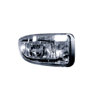 Fits 00-02 Legacy Right Passenger Side Fog Light Assembly
