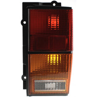 CHEROKEE 84-96 TAIL LAMP RH, Lens and Housing