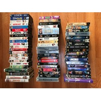 Various, Assorted Sci-Fi, Action, Comedy, Drama, Etc Movies VHS Videos Format