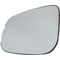 S40/V50 07-11 / V70 08-10 / S80 07-16 MIRROR GLASS LH, Heated, (S40/V50/V70, w/ or w/o Waterproof Coat)