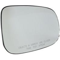 S40/V50 07-11 / V70 08-10 / S80 07-16 MIRROR GLASS RH, Heated, (S40/V50/V70, w/ or w/o Waterproof Coat)