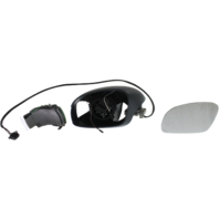 BEETLE 03-10 MIRROR LH, Power, Manual Folding, Heated, Paintable