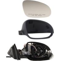 PASSAT 01-05 MIRROR RH, Power, Power Folding, Heated, With Signal Light, w/ Memory, Paintable