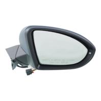 GOLF/GTI 15-20 MIRROR RH, Power, Manual Folding, Heated, w/ Signal Light, Paintable