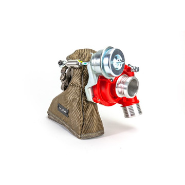 Agency Power Big Turbo Manifold Blanket For Polaris RZR XP Turbo 16-20