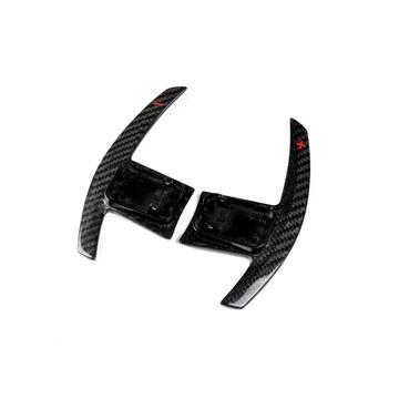 AutoTecknic Carbon Fiber Battle Version Shift Paddles Fits 19+ BMW G20 3-Series