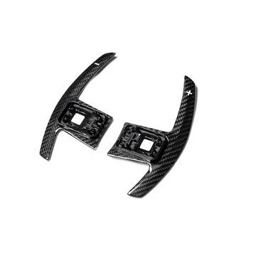 AutoTecknic Carbon Fiber Battle Version Shift Paddles Fits 19+ BMW G05 X5 | G07 X7