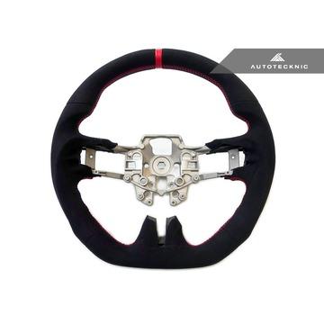 AutoTecknic Alcantara Steering Wheel Fits 15-18 Ford Mustang