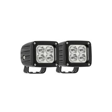 Westin 09-12252A-PR Quadrante LED Ausiliario Luce