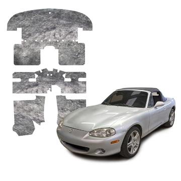 Design Engineering 050295 Thermal/Acoustic Interior Kit Fits 90-05 Miata