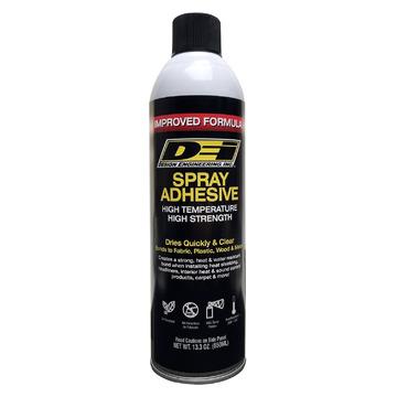 Design Engineering 10492 Improved Formula Hi-Temp Spray Adhesive