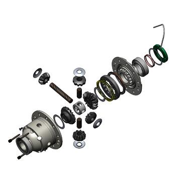 ARB 4x4 Accessories RD259 Air Locker Differential Fits 10-21 1500 Ram 1500