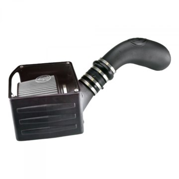 S&B Filter 75-5036D Cold Air Intake For 99-06 GMC Sierra 4.8L, 5.3L, 6.0L Dry Dry Extendable White