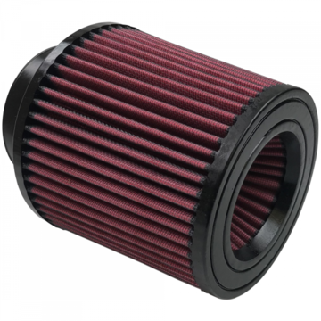 S&B Filter KF-1038 Air Filter For Intake Kits 75-5025 Oiled Cotton Cleanable Red