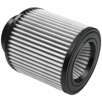 S&B Filter KF-1038D Air Filter for Intake Kits 75-5025 Dry Extendable White