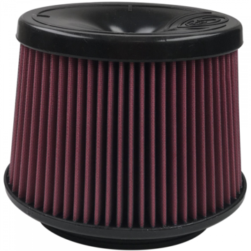 S&B Filter KF-1058 Air Filter For 75-5081,75-5083,75-5108,75-5077,75-5076,75-5067,75-5079 Cotton Cleanable Red