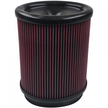S&B Filter KF-1059 Air Filter For Intake Kits 75-5062 Oiled Cotton Cleanable Red