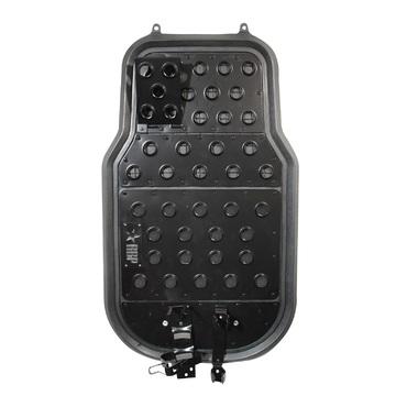 RBP RBP-101 Black Powder Coat Floor Mat For N/A-N/A