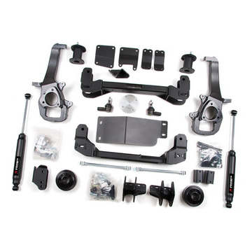 Suspension Lift Kit For 2013-2018 1500/RAM 1500 4WD Non-Air Ride